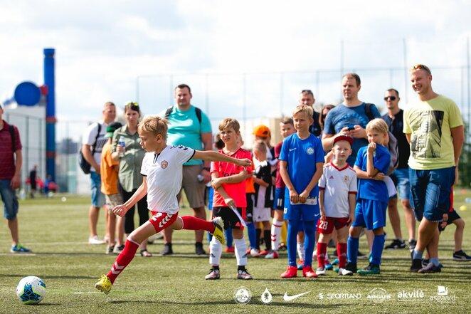 """Vilnius Kickers"" pristatymas | Elvio Žaldario nuotr."