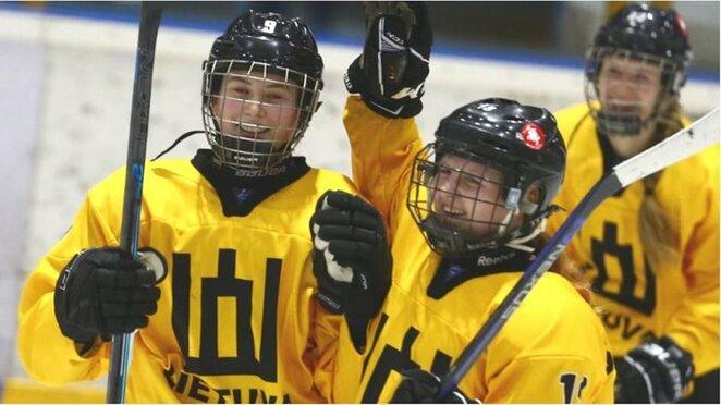 Klara Miuller | hockey.lt nuotr.