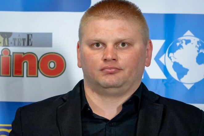 KOK svėrimai | Sportas.lt/Tito Pacausko nuotr.