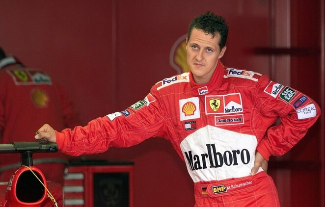 Michaelis Schumacheris | Scanpix nuotr.