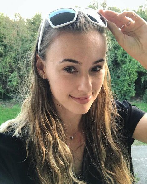 Nadine Visser | Instagram.com nuotr