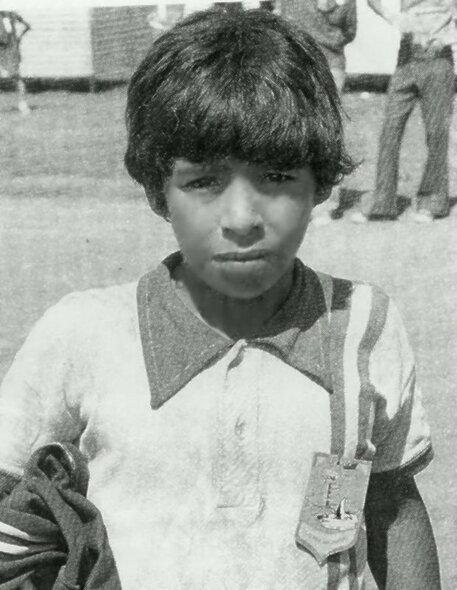 Diego Maradona   Organizatorių nuotr.
