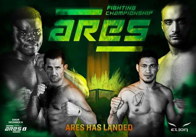 """""""ARES FC""""   Organizatorių nuotr."""
